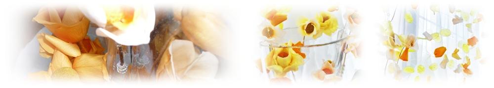 生花やプリザーブドフラワーで、優雅なひと時をお送りします。Design room 華・花 FDAフラワースクールやネット店舗も併設しております。